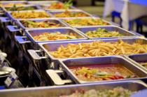 Menús buffet Catering Sotecno